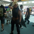 Tom Roy (@Thetomroy) as Cloud Strife of Final Fantasy VII, give him a follow on Twitter