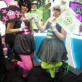 Splatoon's own Callie and Marie were at SDCC for the final Splatfest