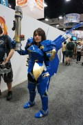 Amazing Pharah from Overwatch