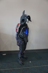 A familiar Legion from Mass Effect returns to SDCC this year.