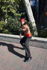 An awesome Liu Kang from the Mortal Kombat series.