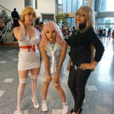 Catherine, Rin and Katherine from Catherine: Full Body.