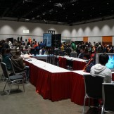 Gaming experiences of all types can be enjoyed here at Fanime.
