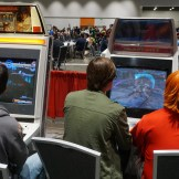 Can't have an arcade without lots of fighting games to battle it out in.