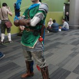 Link as he appears in Hyrule Warriors.