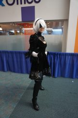 2B from NieR: Automata.