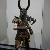 A Draugr from The Elder Scrolls V: Skyrim.