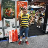 Another Ness from Earthbound/Mother 2.