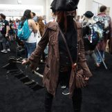 The Hunter from Bloodborne.
