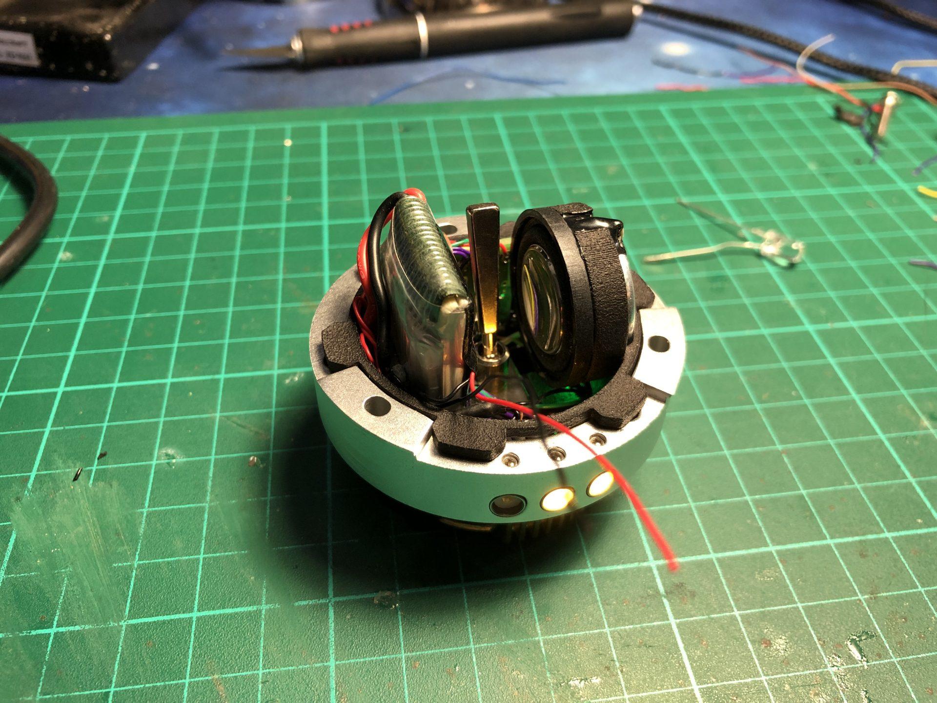 DIY - KR-Sabers - Thermal Detonator | GOTH-3Designs