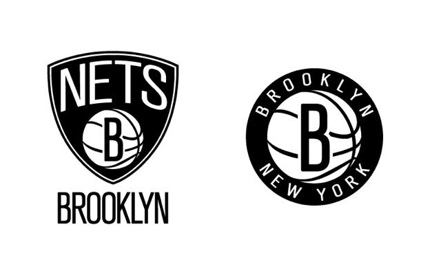 brooklyn nets logos, brooklyn nets