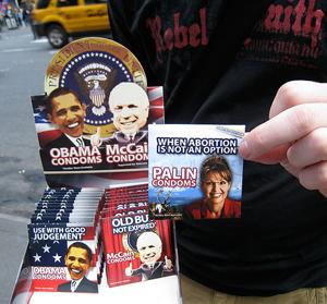 preservativi politici