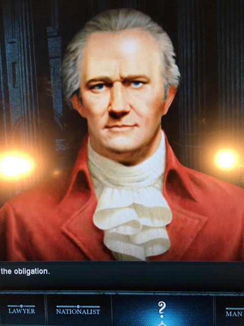 Virtual Hamilton, at Hamilton Grange