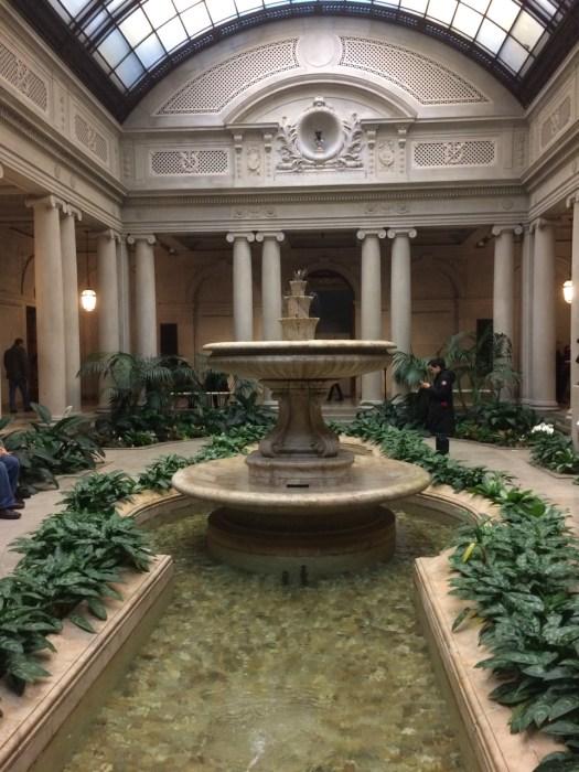 Garden Courtyard, The Frick Collection