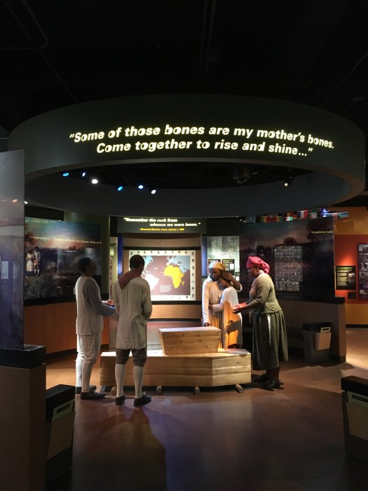 African Burial Ground National Monument Museum