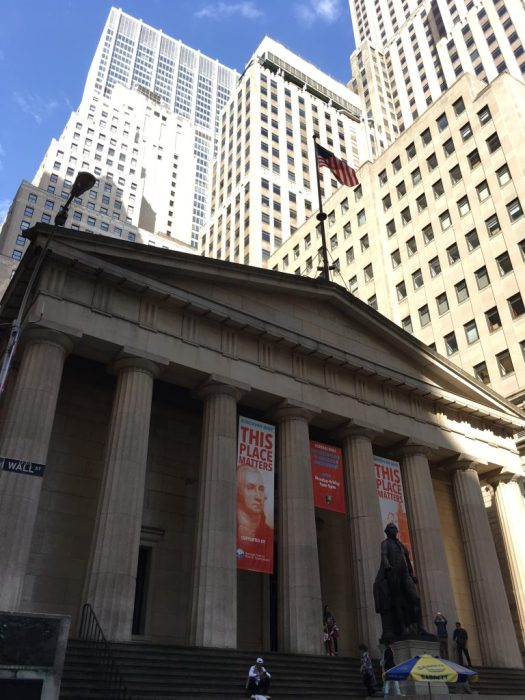 Federal Hall National Memorial, Greek Revival Masterpiece, New York