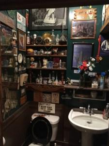 City Reliquary Restroom