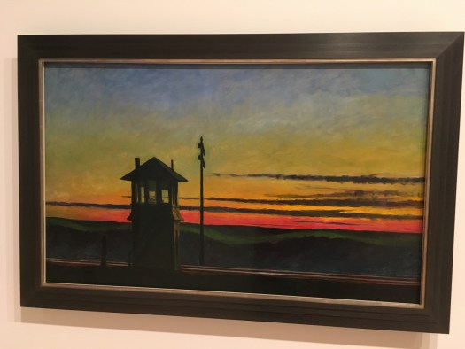 Hopper at the Whitney Museum