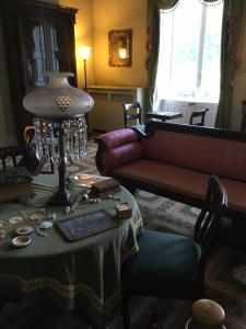 Bartow-Pell Mansion, Sitting Room