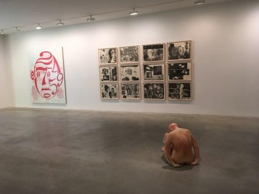 Kiki Smith at Fisher Landau Center, Queens