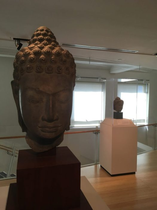 Buddhas, Asia Society, New York
