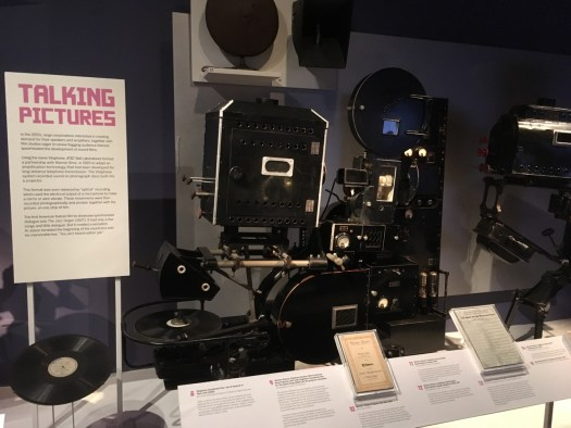 Early Film Projector, Museum of the Moving Image, Queens