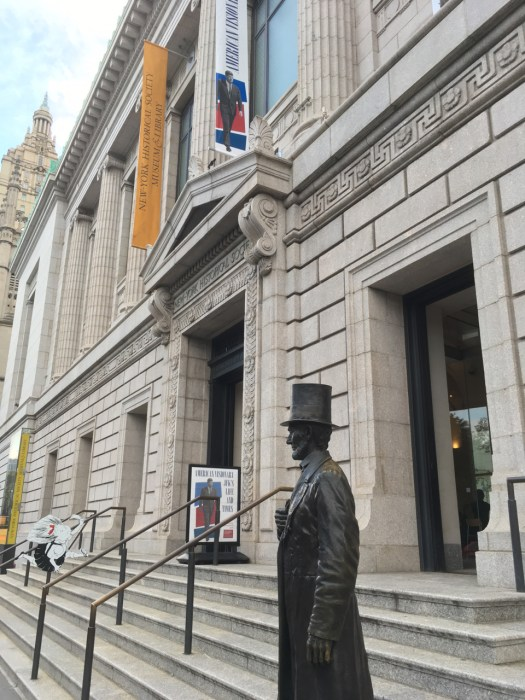 new-york historical society