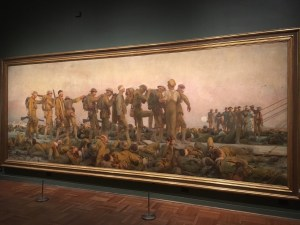 Sargent at New-York Historical Society