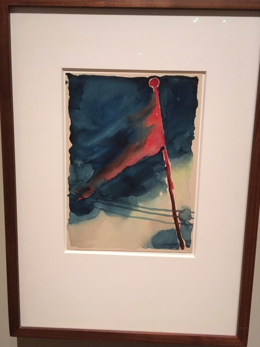 O'Keeffe at New-York Historical Society