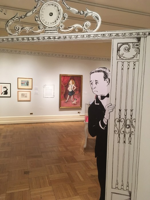 Eloise at the New-York Historical Society