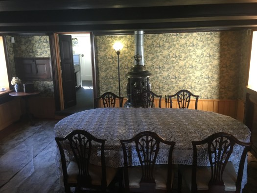 Dining Room, Alice Austen House, Staten Island