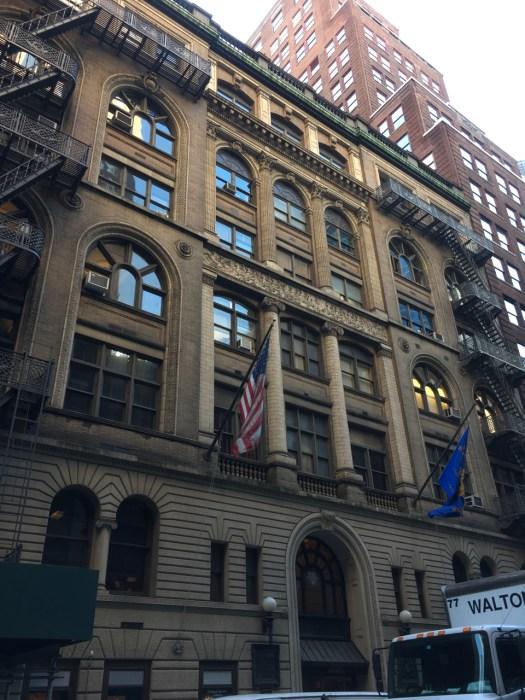 General Society of Mechanics and Tradesmen, New York