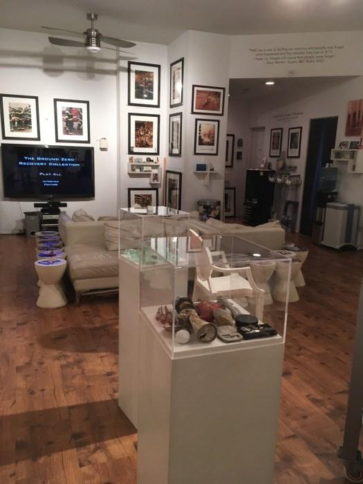 Ground Zero Museum Workshop, New York