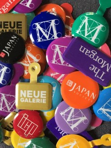 Museum Buttons