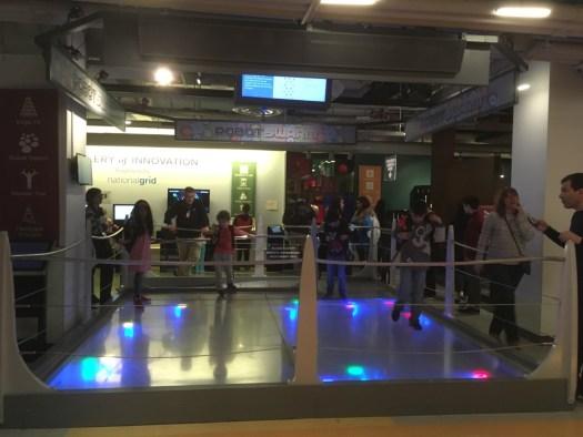 National Museum of Mathematics - MoMath - New York