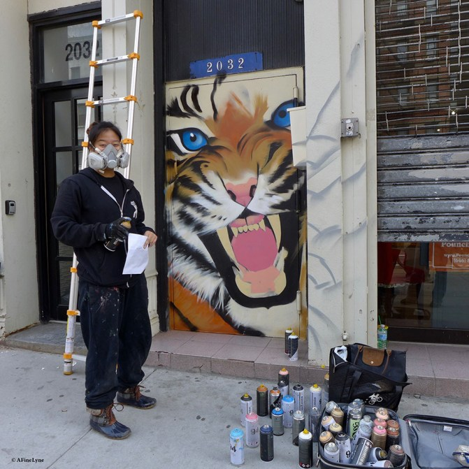 100 Gates Project in East Harlem