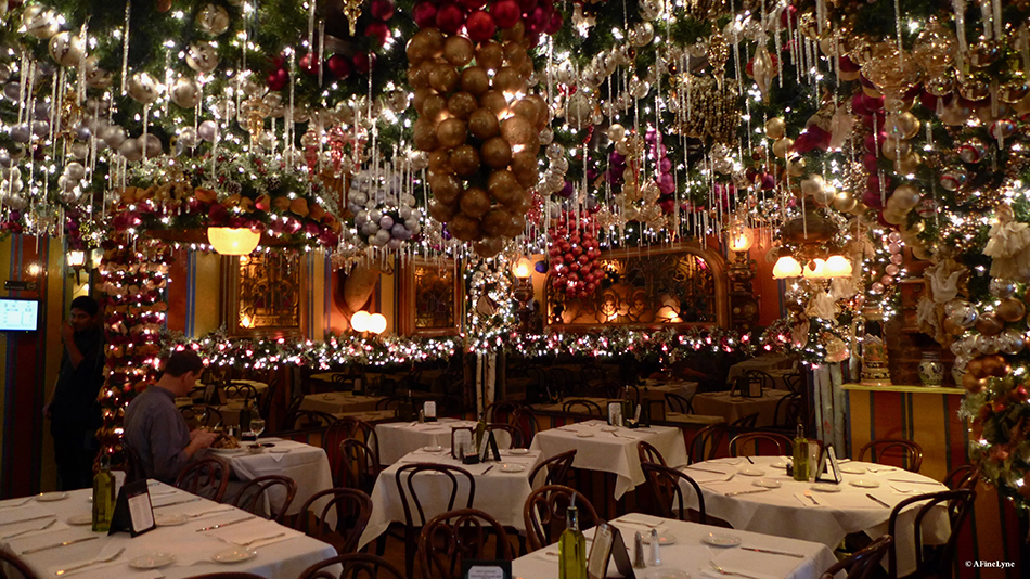Celebrating The Holidays With A Visit To Rolf S German Restaurant