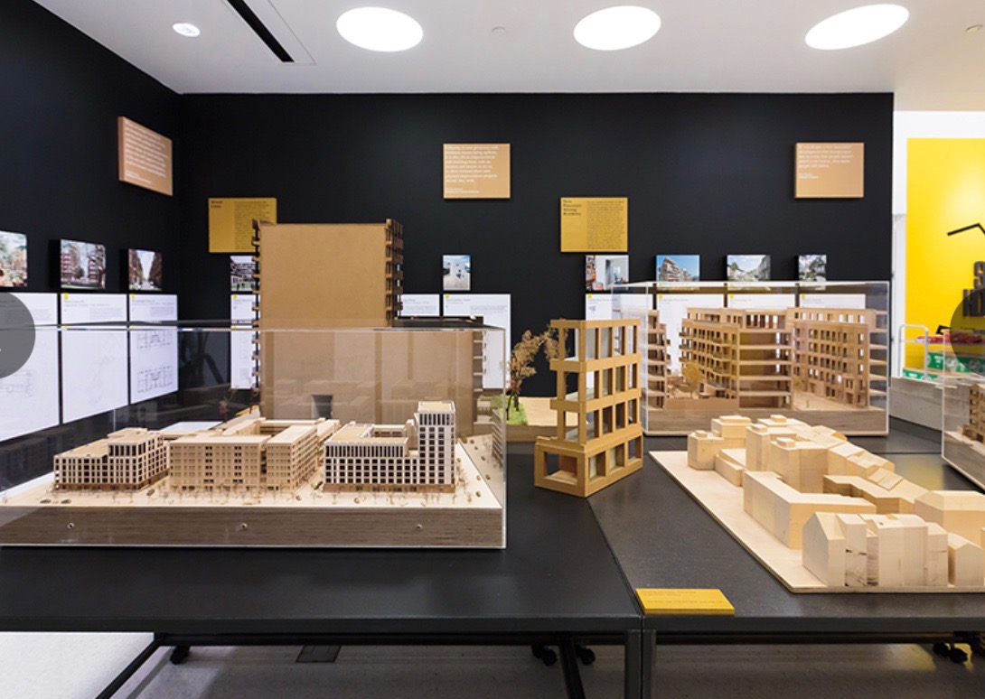 New Exhibit Social Housing At Center For Architecture Displays The Best Of European Affordable Housing Gothamtogo