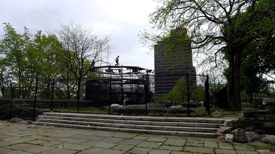Harlem Fire Watchtower