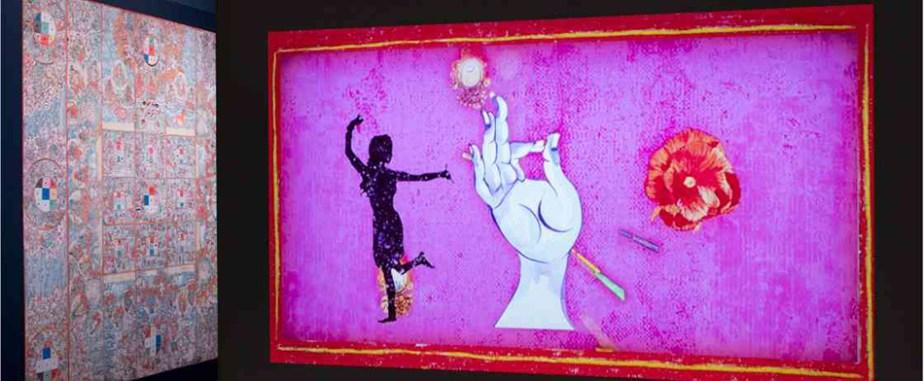 Chitra Ganesh at The Rubin Museum