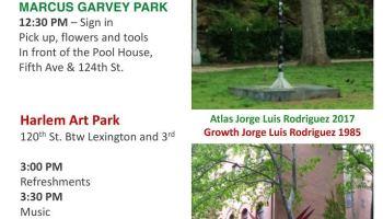 DOT Arts + Marcus Garvey Park Alliance ~ Call for RFP