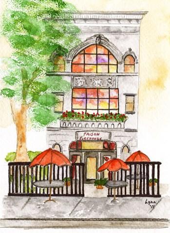 Faison Firehouse Theatre