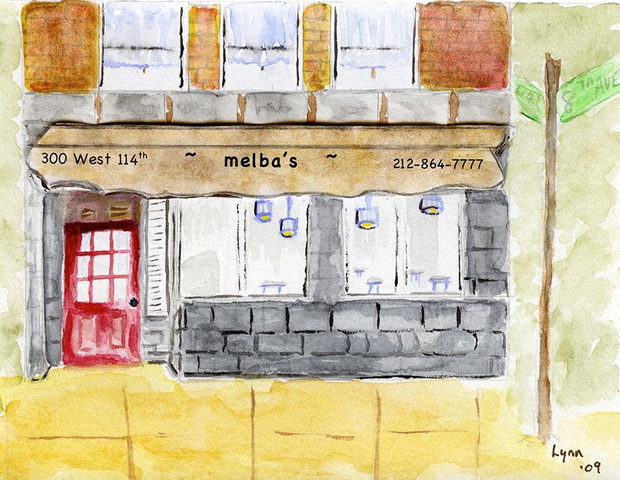 Melba's Restaurant