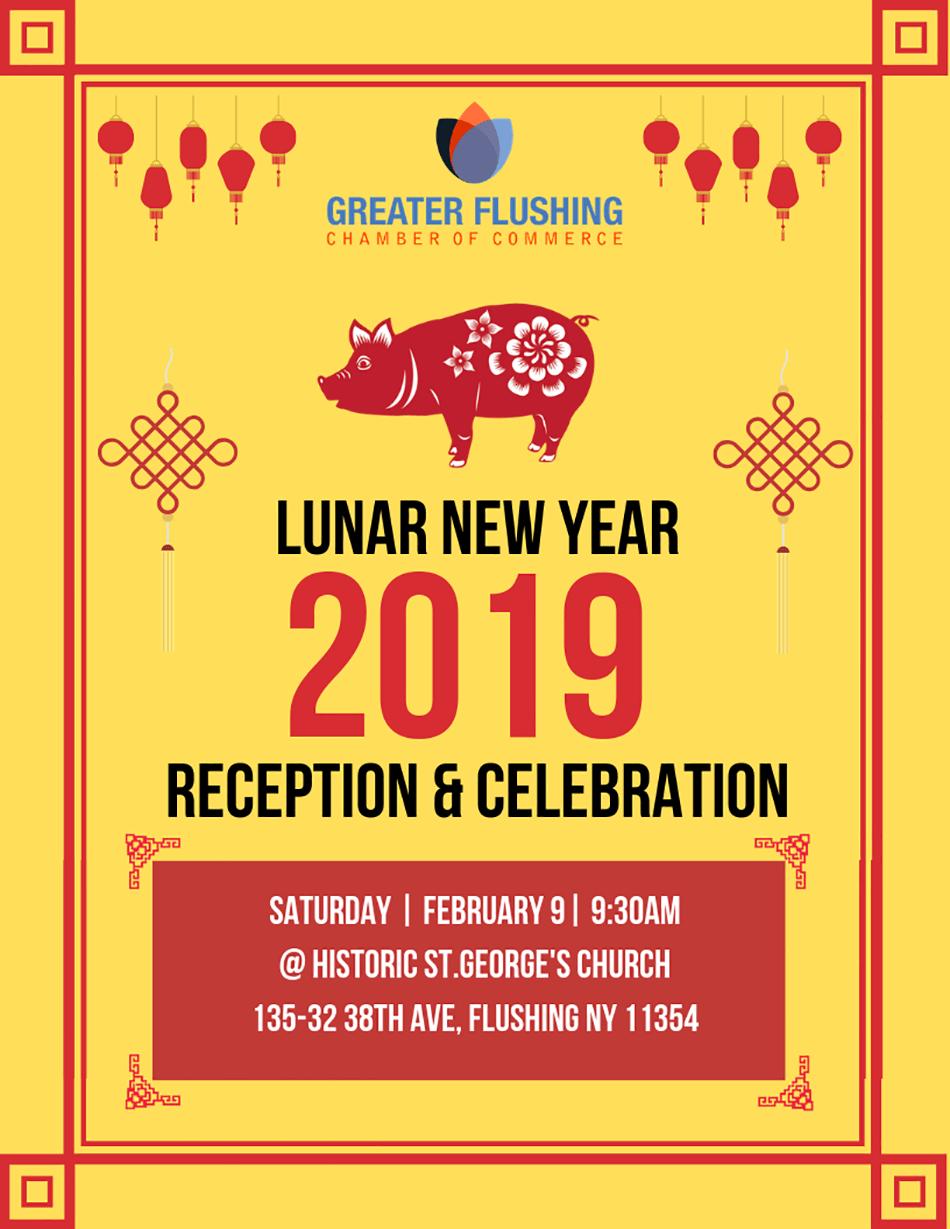 Celebrating The Chinese New Year 2019 ~ The Year of the Pig – GothamToGo