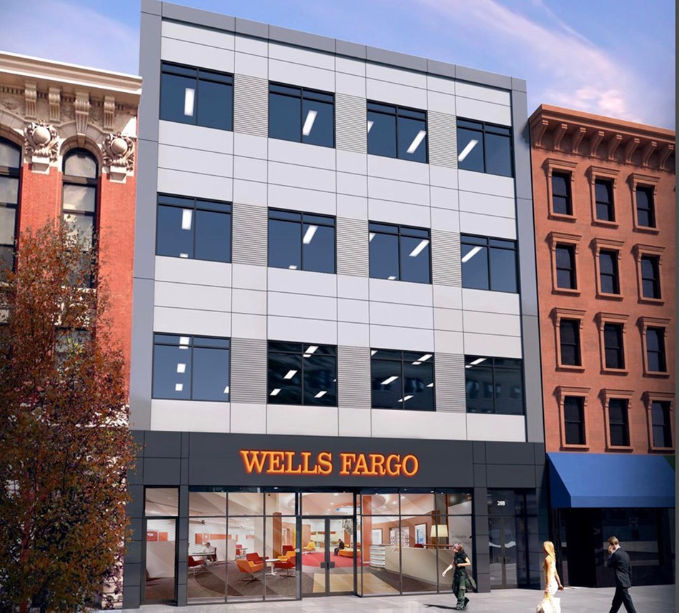 Wells Fargo Bank to Open at Lenox Lounge Site in Harlem