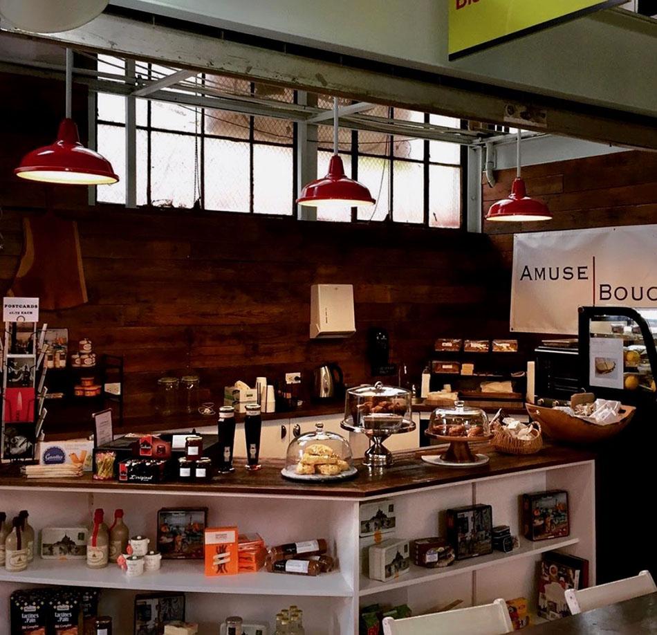 Gourmet Bistro Amuse Bouche opens in La Marqueta – GothamToGo
