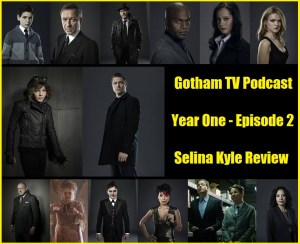 Year One - Selina Kyle Review