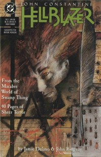 Hellblazer issue 1 cover small