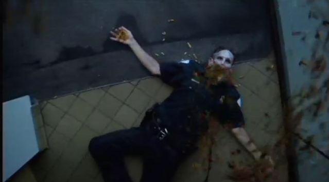 Mnemoth Police man