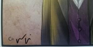 Oswald signature Uminga
